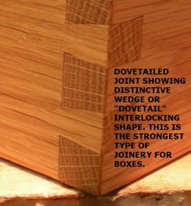 6 dovetail detail