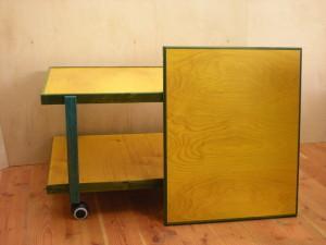 lemon yellow model C