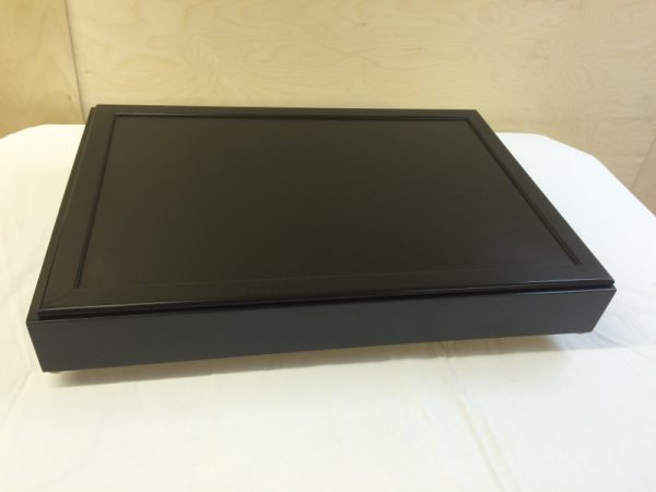 Black Sand Tray